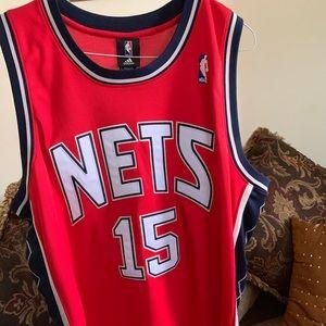 Vince Carter New Jersey Nets Jersey